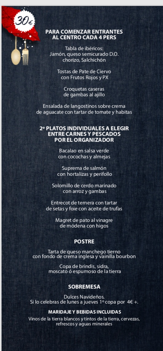 2 menu navidad web