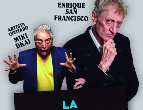 Enrique San Francisco & Miki Dkai – Jueves 16 Mayo 2019
