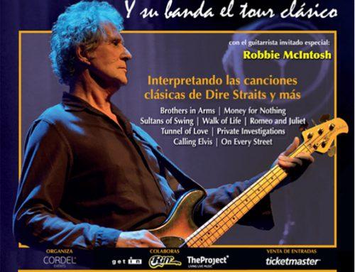 John Illsley (Dire Straits) – Viernes 11 de Octubre