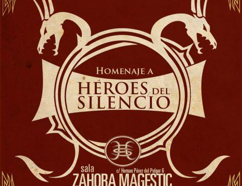 Hechizo tributo a Héroes del Silencio – Jueves 2 Abril