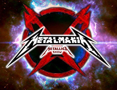 Metalmania Metallica – Jueves 12 Noviembre