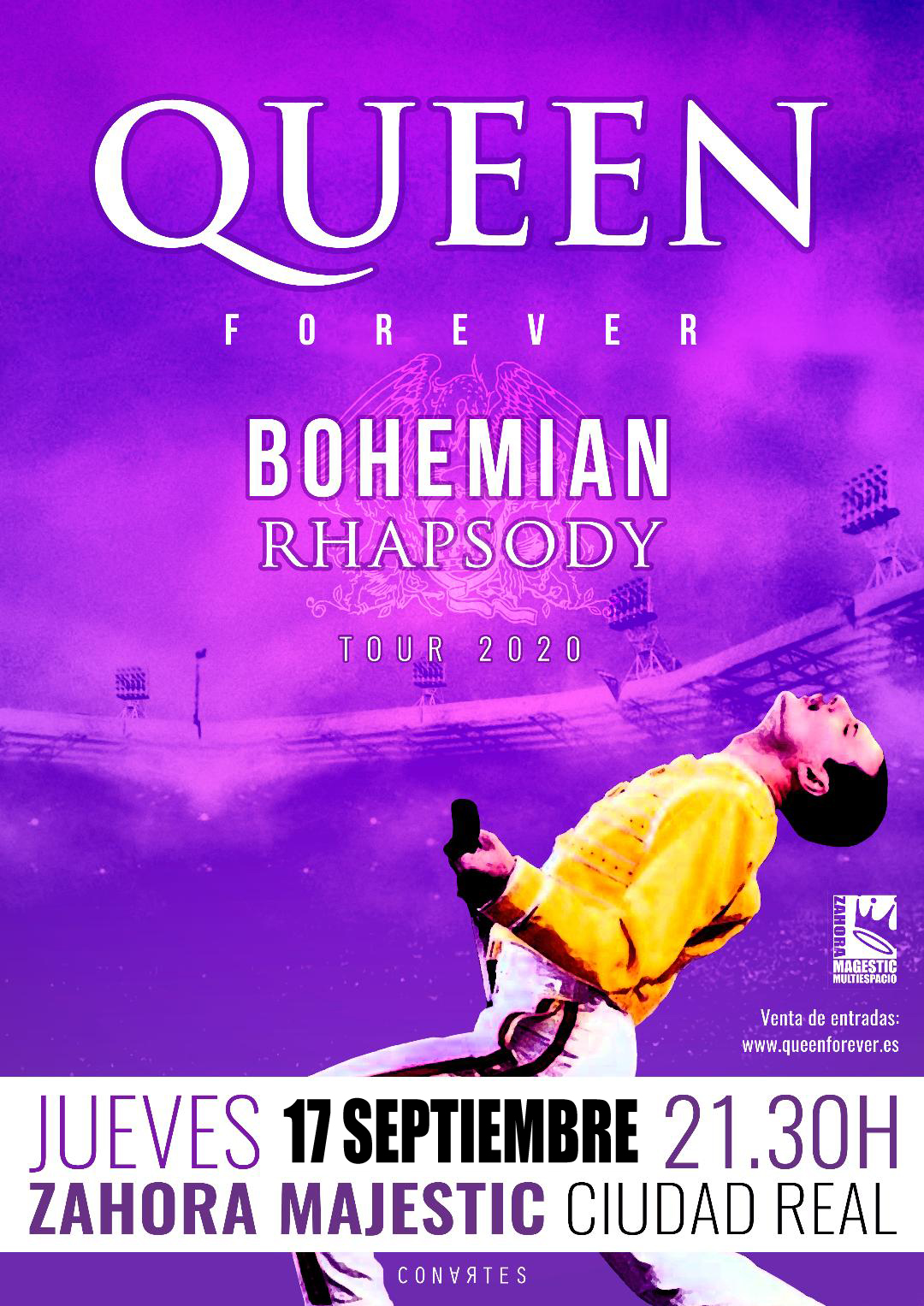 Queen Forever – Jueves 17 Septiembre