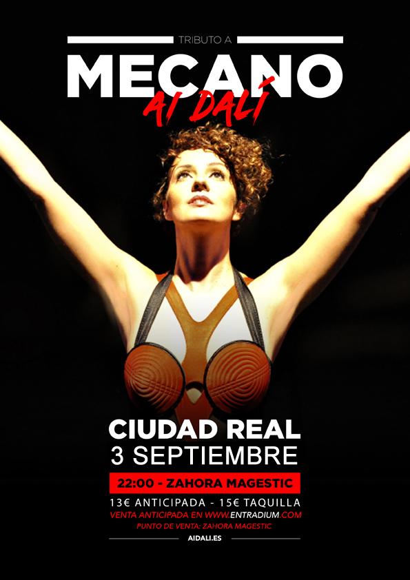 Ai Dali tributo a Mecano – Jueves 3 Septiembre